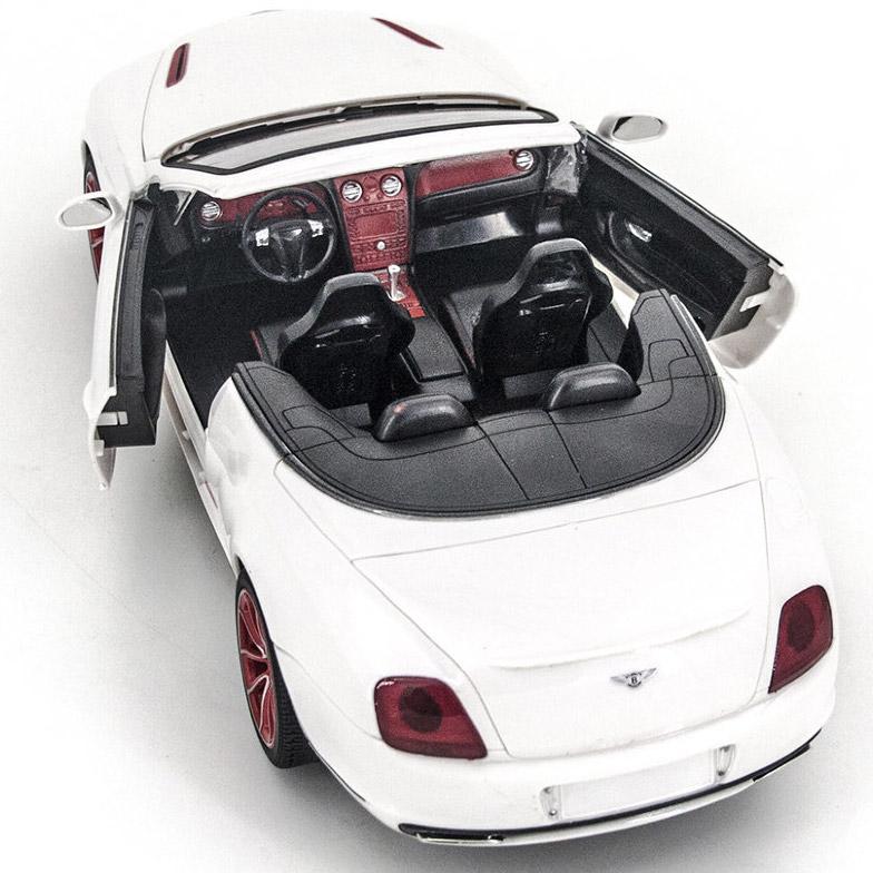 Радиоуправляемая Bentley Continental GT Supersport (открываются двери и капот, 1:14, 34 см) - Фотография