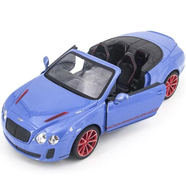 Радиоуправляемая Bentley Continental GT Supersport (открываются двери и капот, 1:14, 34 см) - В интернет-магазине