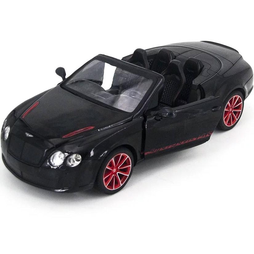 Радиоуправляемая Bentley Continental GT Supersport (открываются двери и капот, 1:14, 34 см) - Картинка