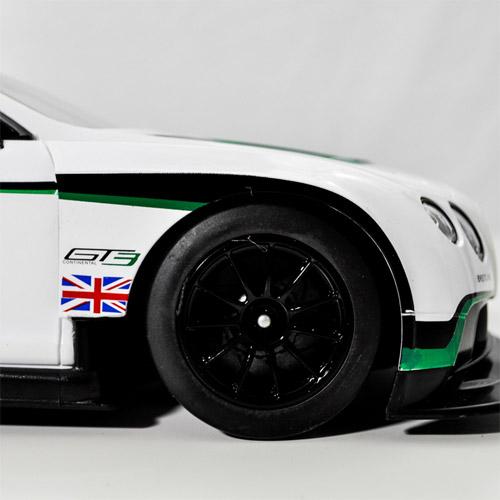 Радиоуправляемая Bentley Continental GT3 (1:14, 34 см) - Фотография