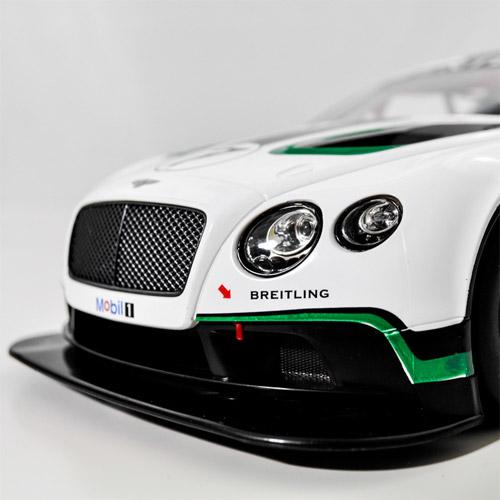 Радиоуправляемая Bentley Continental GT3 (1:14, 34 см) - Фото