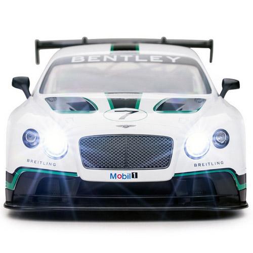 Радиоуправляемая Bentley Continental GT3 (1:14, 34 см) - В интернет-магазине