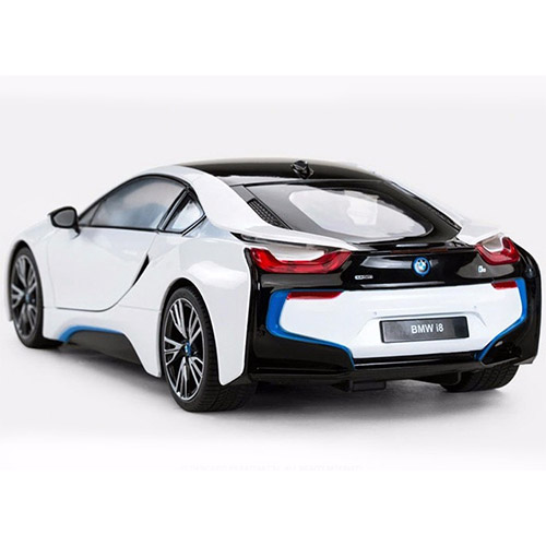 Радиоуправляемая BMW i8 (открываются двери, 1:14, 35 см) - Картинка