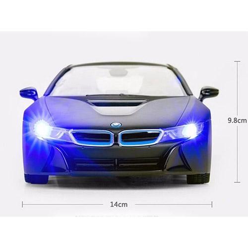 Радиоуправляемая BMW i8 (открываются двери, 1:14, 35 см) - В интернет-магазине