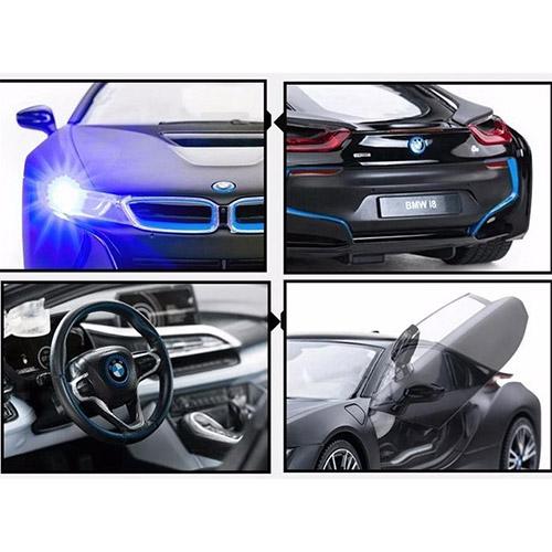 Радиоуправляемая BMW i8 (открываются двери, 1:14, 35 см) - Изображение