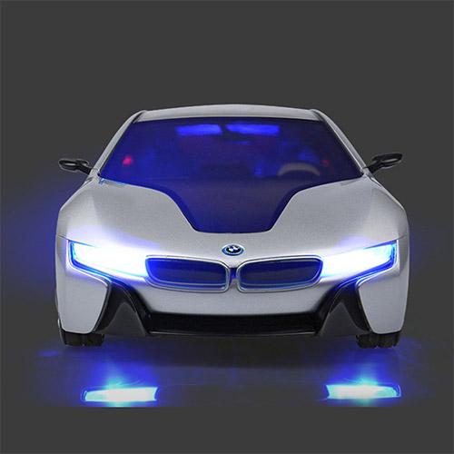 Радиоуправляемая BMW i8 (открываются двери, 1:14, 35 см) - Фотография