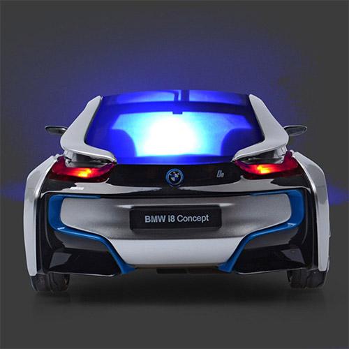 Радиоуправляемая BMW i8 (открываются двери, 1:14, 35 см) - Фото