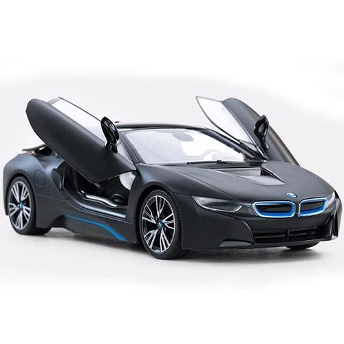 Радиоуправляемая BMW i8 (открываются двери, 1:14, 35 см)