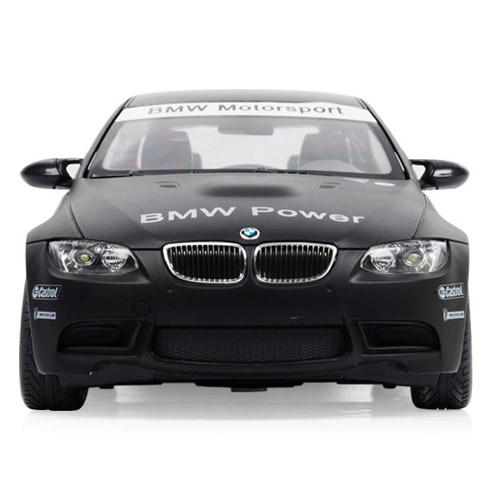 Радиоуправляемая BMW M3 с настоящим рулем (1:14, 33 см)