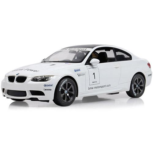 Белый Радиоуправляемая BMW M3 Motorsport (1:14, 32 см)