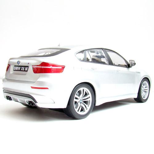 Радиоуправляемая Машина 1:14 BMW X6 M (34 см) - Фото
