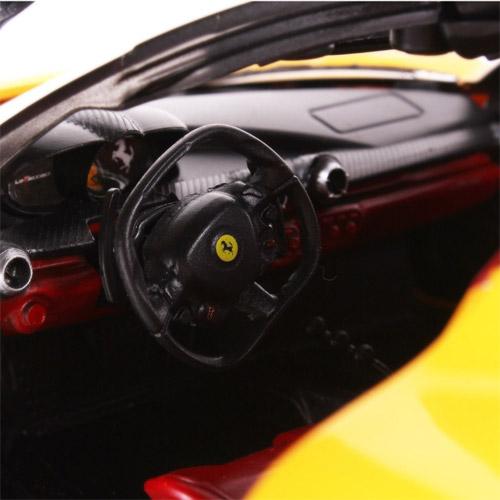 Радиоуправляемая Ferrari LaFerrari (открываются двери, 1:14, 33 см) - Картинка