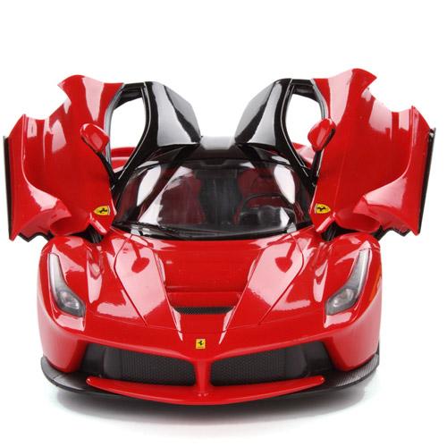 Радиоуправляемая Ferrari LaFerrari (открываются двери, 1:14, 33 см) - Фото