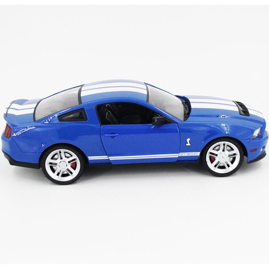 Радиоуправляемый Ford Mustang GT500 (открываются двери и капот, 1:14, 34 см) - Изображение