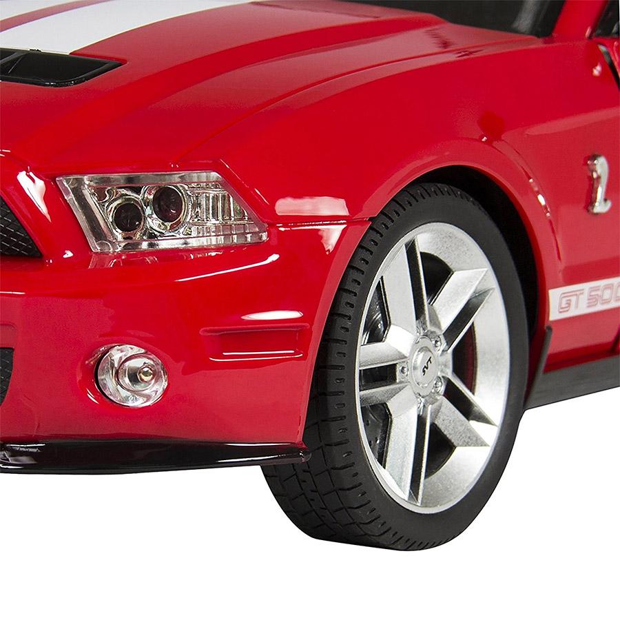 Радиоуправляемый Ford Mustang GT500 (открываются двери и капот, 1:14, 34 см) - Фотография
