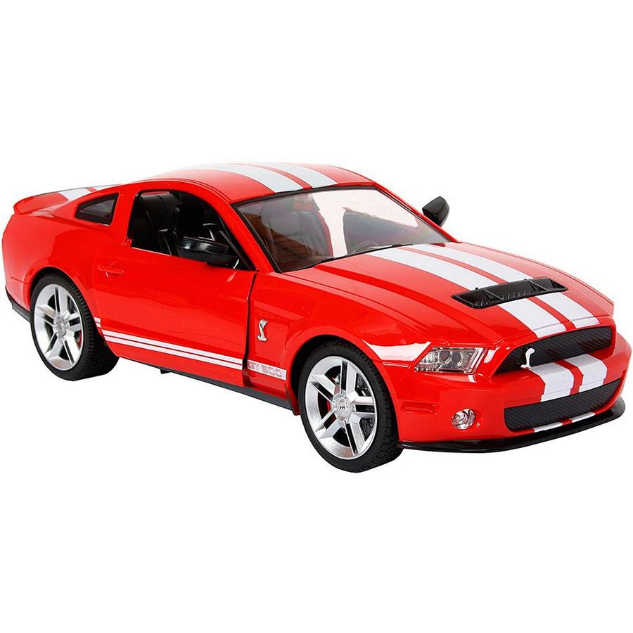 Радиоуправляемый Ford Mustang GT500 (открываются двери и капот, 1:14, 34 см)