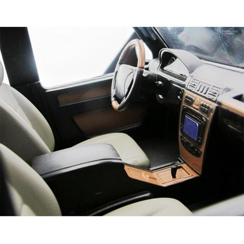 Радиоуправляемый Mercedes G55 (Гелендваген, 1:14, 33 см) - Изображение