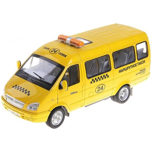 Радиоуправляемая ГАЗель микроавтобус (47 см) - Фото