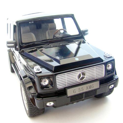 Радиоуправляемый Mercedes G55 (Гелендваген, 1:14, 33 см) - Фото