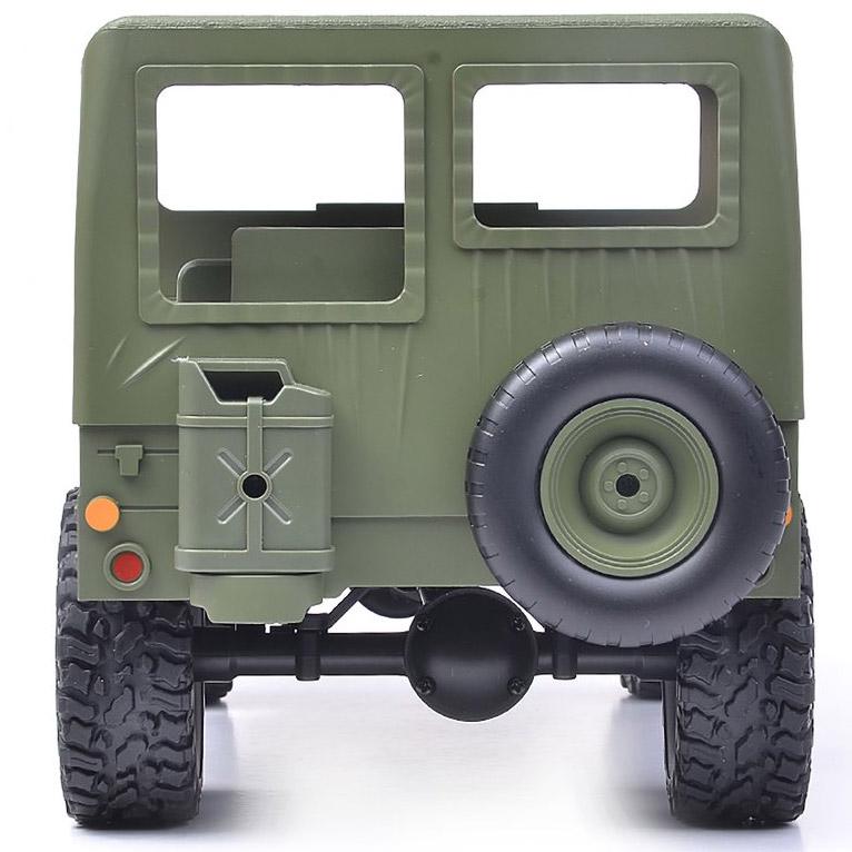 Радиоуправляемый Jeep US M151 (4x4, 1:14, 33 см.)