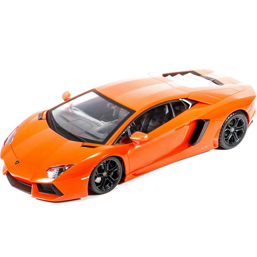 Радиоуправляемая Lamborghini Aventador LP700-4 (пульт в виде руля, 1:14, 32 см)