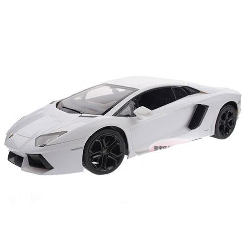Белый Радиоуправляемая Lamborghini Aventador LP700 (1:14, 33 см)