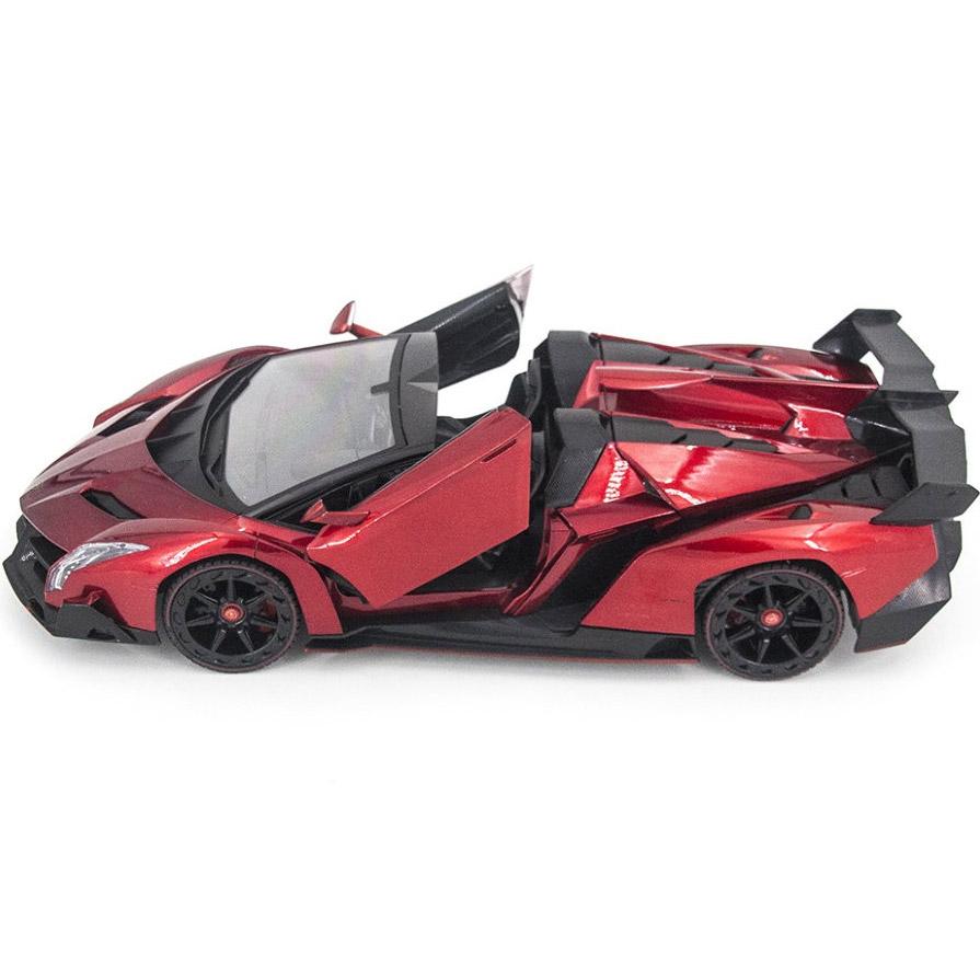 Радиоуправляемая Lamborghini Veneno Кабриолет (открываются двери и капот, 1:14, 34 см) - В интернет-магазине