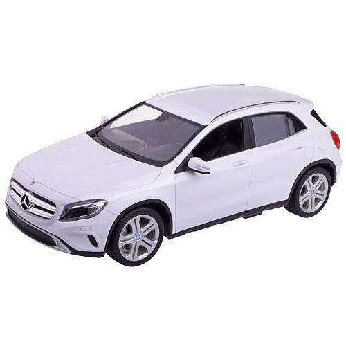 Белый Радиоуправляемый Mercedes-Benz GLA (1:14, 28 см)