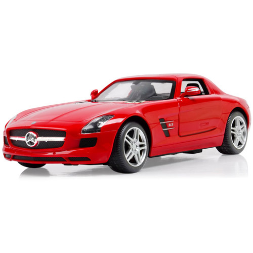 Красный Радиоуправляемый Mercedes-Benz SLS AMG (1:14, 33 см)