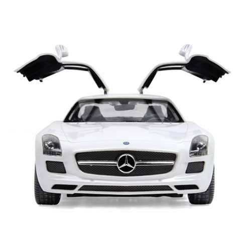 Белый Радиоуправляемый Mercedes-Benz SLS AMG (1:14, 33 см)