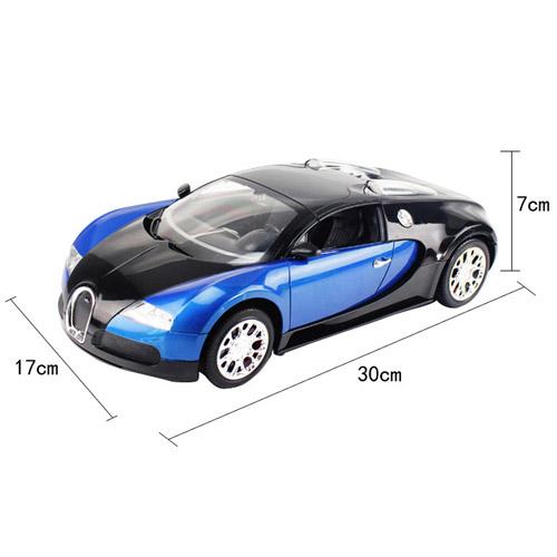 Машина 1:14 Bugatti Veyron (30 см) - Фотография