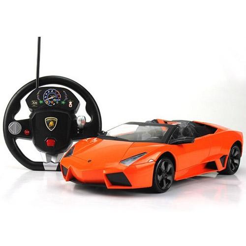 Радиоуправляемая Lamborghini Reventon кабриолет (33 см)