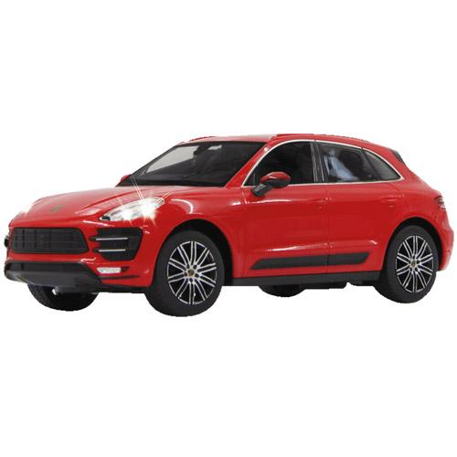 Красный Радиоуправляемый Porsche Macan Turbo (1:14, 32 см)