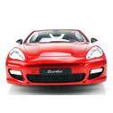 Красный Радиоуправляемый Porsche Panamera (1:14, 30 см)