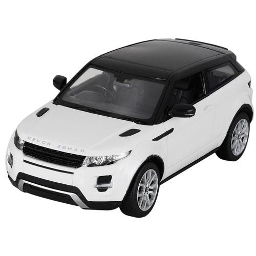 Белый Радиоуправляемый Range Rover Evoque (1:14, 33 см)
