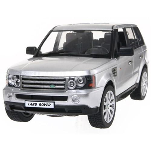 Серебристый Радиоуправляемый Range Rover Sport (1:14, 33 см)