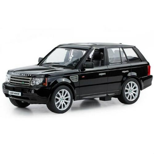 Черный Радиоуправляемый Range Rover Sport (1:14, 33 см)