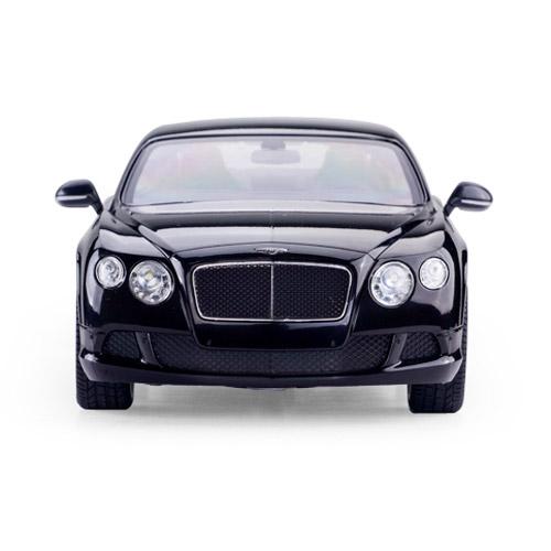 Черный Радиоуправляемая Bentley Continental GT Speed (1:14, 33 см)