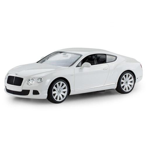 Белый Радиоуправляемая Bentley Continental GT Speed (1:14, 33 см)