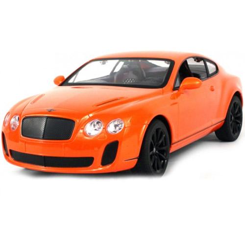 Оранжевый Радиоуправляемая Bentley Continental GT Speed (1:14, 33 см)