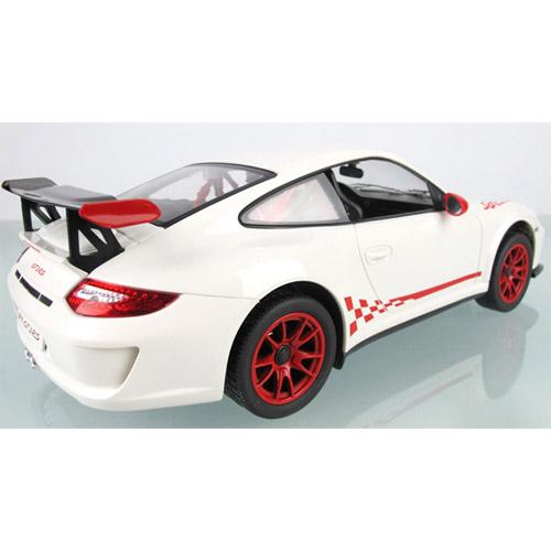 Белый Радиоуправляемая Porsche 911 GT3 RS (1:14, 31 см.)