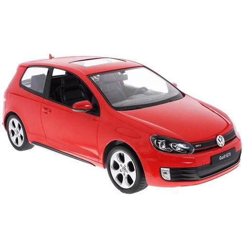 Красный Радиоуправляемый Volkswagen Golf GTI (1:14, 33 см)