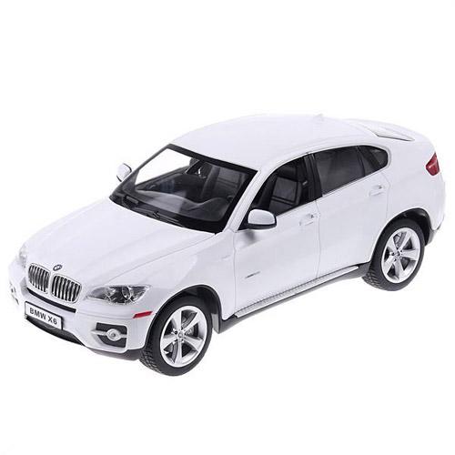 Белый Радиоуправляемая BMW X6 (1:14, 35 см)