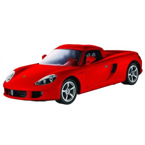 Красный Радиоуправляемая Porsche Carrera (1:16, 26 см)