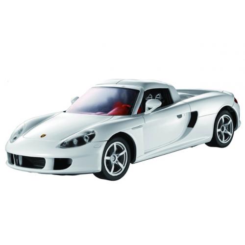 Белый Радиоуправляемая Porsche Carrera (1:16, 26 см)