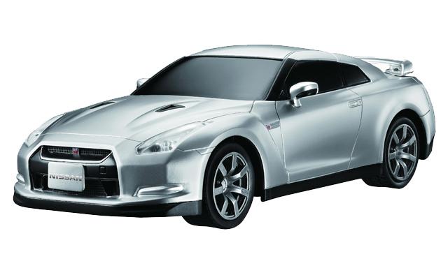 Радиоуправляемый Nissan GTR (1:16, 26 см)