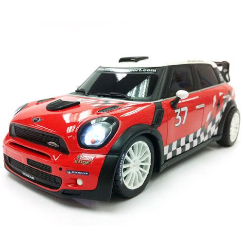Радиоуправляемый Mini Cooper WRC (1:16, 26 см)