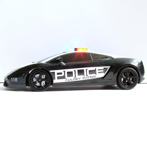 Машина 1:16 Lamborghini Gallardo Police (26 см) - Фотография