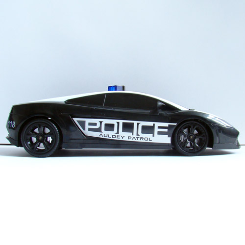 Машина 1:16 Lamborghini Gallardo Police (26 см) - Изображение