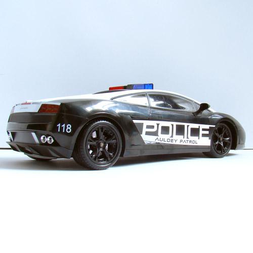 Машина 1:16 Lamborghini Gallardo Police (26 см) - В интернет-магазине